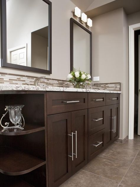 9 Bathroom Vanity Ideas : Bathroom Remodeling : HGTV Remodels