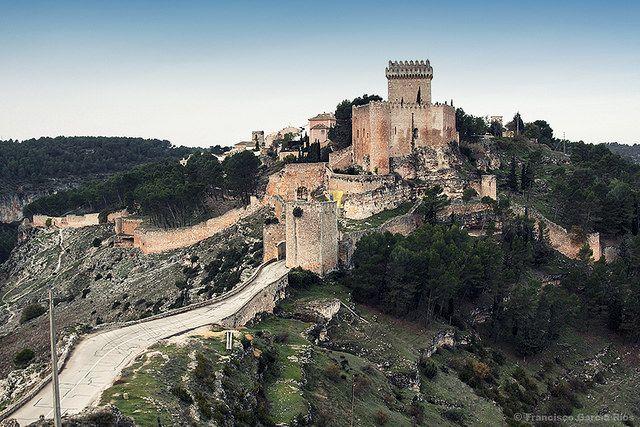El legendario Castillo de Alarcón./ The Legendary Castle of Alarcón (Cuenca, Spain). | por Recesvintus