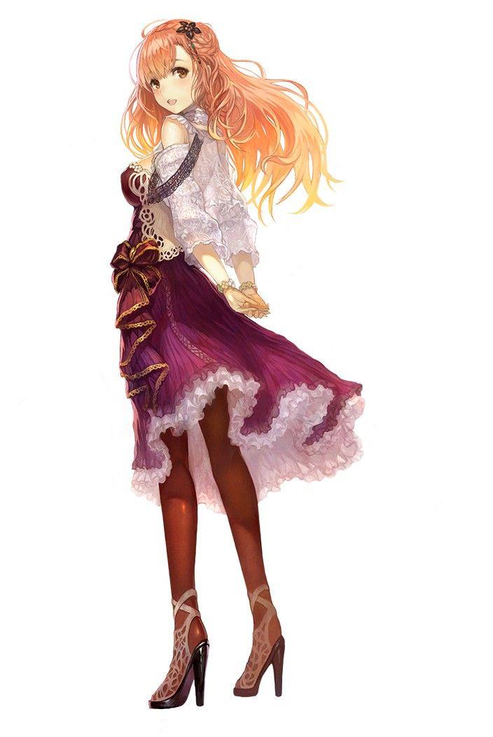 """ガストブランドの新作「よるのないくに」が8月27日に発売。""""聖騎士""""と""""聖女""""――残酷な運命に葛藤する2人の少女の物語が描かれる - 4Gamer.net"""