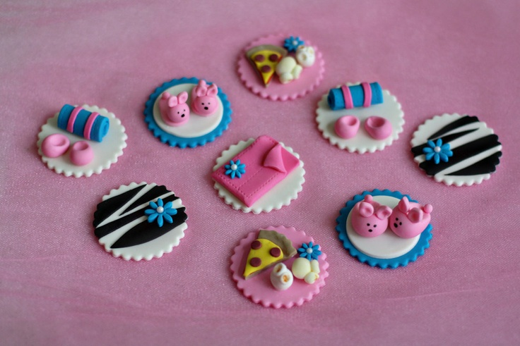 78 Images About Sleepover Cakes On Pinterest Sleepover