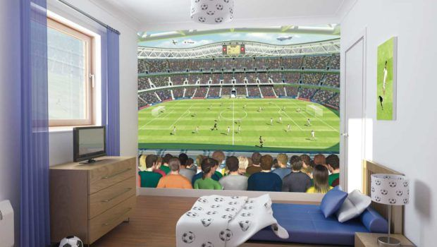 Decorating Ideas Football Room Home
