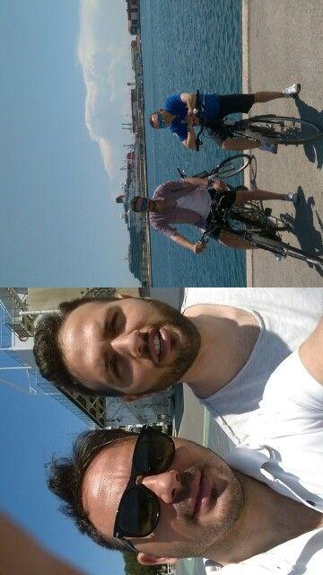 Alberto, Tony, Enzo, Cesare