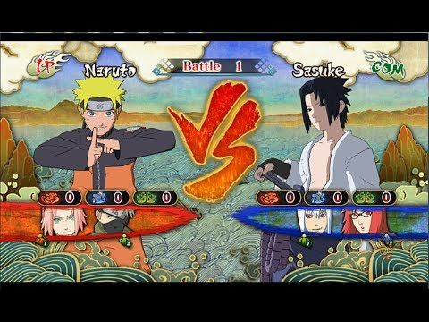 Naruto vs Sasuke Fight video. This video is from Naruto Ninja Storm 3 where Naruto beat Sasuke. Please watch and share it.  https://www.youtube.com/watch?v=AevMyFHQ2jU