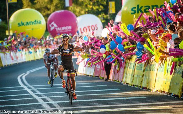 Darwin Atapuma takes the win in Bukowina!