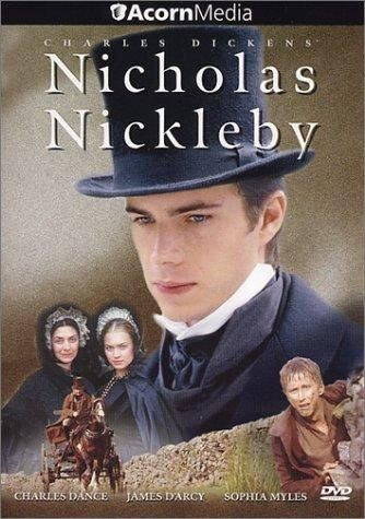 Image of The Life and Adventures of Nicholas Nickleby (2001 TV mini-series) This one has better reviews than the 2002 film.
