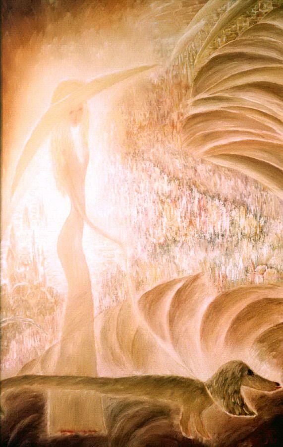Образы тонкого сна, автор Leonid L. Smirnoff. Артклуб Gallerix