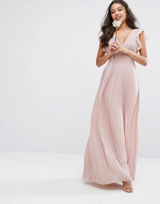 11 best Bridesmaid Dresses images on Pinterest | Wedding frocks ...