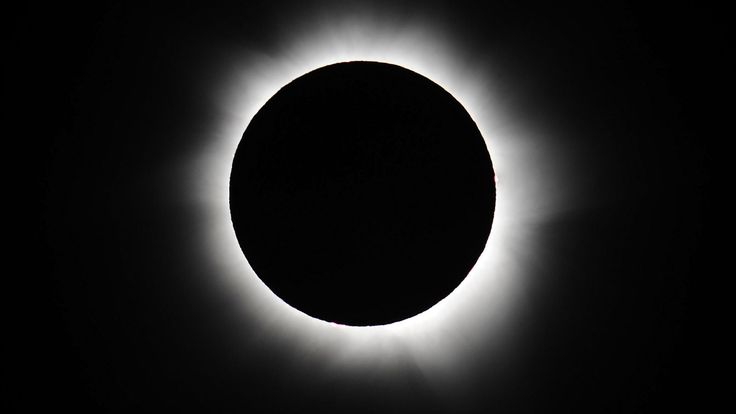 A total solar eclipse will take place tomorrow as the Moon moves between the Sun and the Earth. Although only a small part of the world will experience the full eclipse — known as a totality —...
