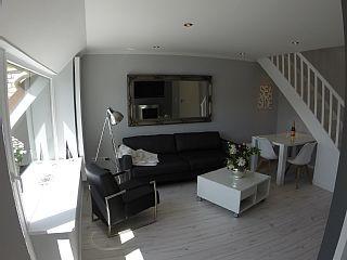80 Meter zum Strand, Maisonette 60qm neu renoviert, 3 Zimmer, TG Balkon, WLAN   Ferienhaus in Timmendorfer Strand von @homeaway! #vacation #rental #travel #homeaway