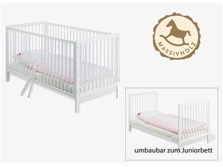 "Abbildung für das Produkt Pinolino Kinderbett ""Lenny"" 70x140 cm"