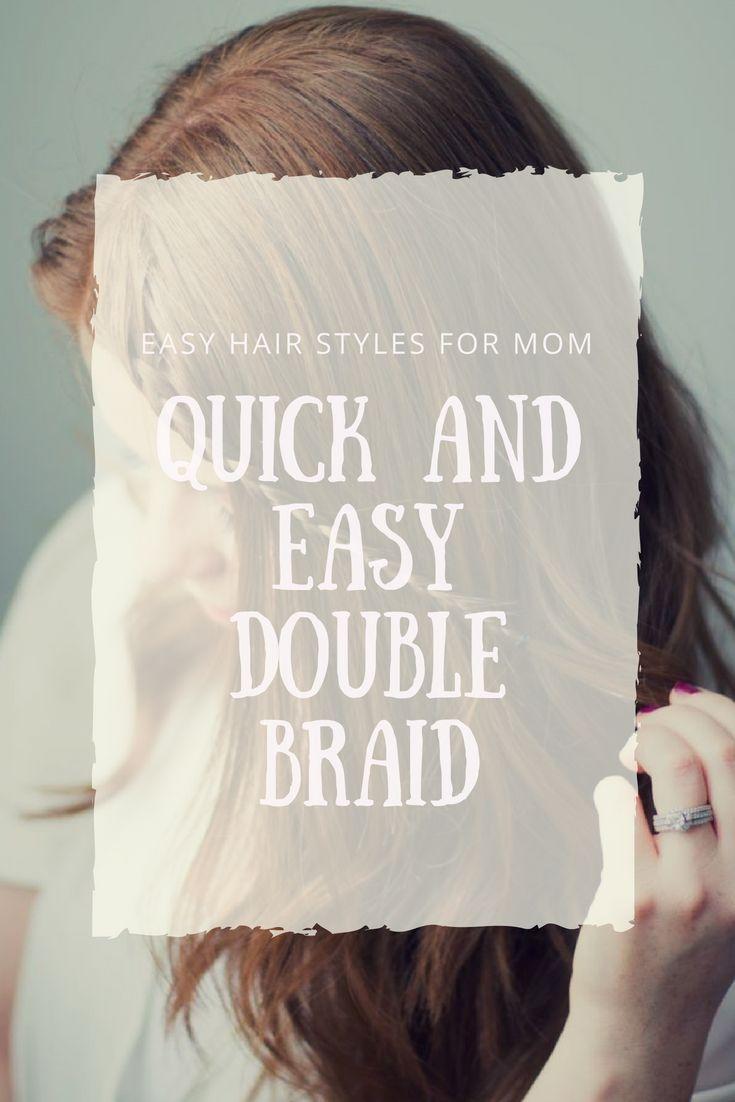 Double Braids - #braids #double - #nouveau