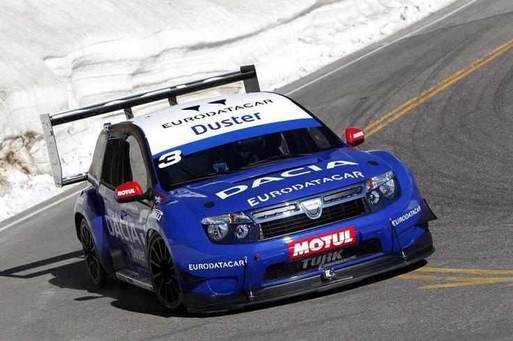 Diaporama Auto : le Dacia Duster No Limit à Pikes Peak
