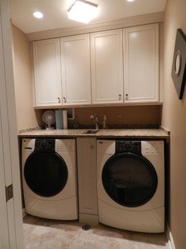 Laundry small Design Ideas, Pictures, Remodel and Decor