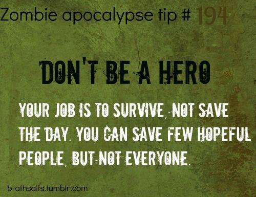 zombie apocalypse tip #194