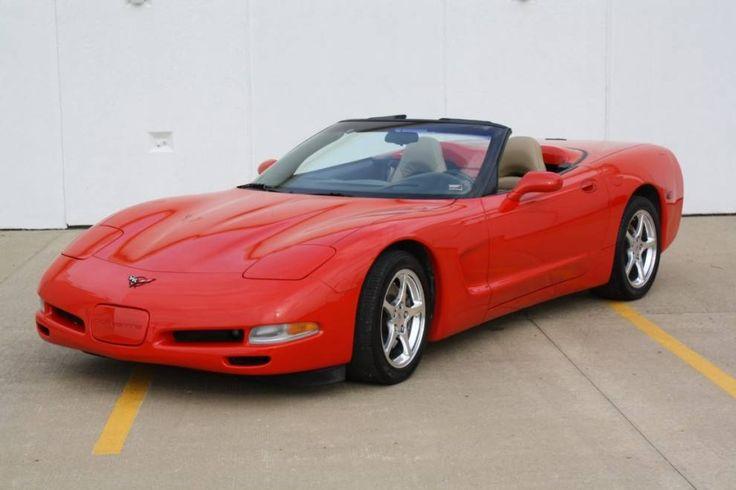 2000 Chevrolet Corvette Convertible LS 1