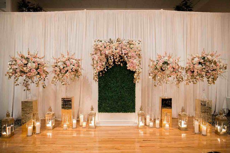 Luxurious Gold Blush Mint Wedding - Captured by Arte De Vie