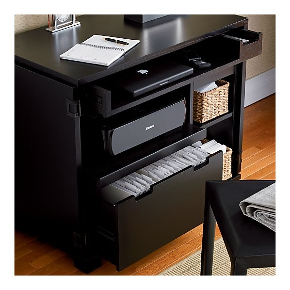 compact office