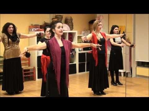 Castañuelas - Lección 3 - YouTube
