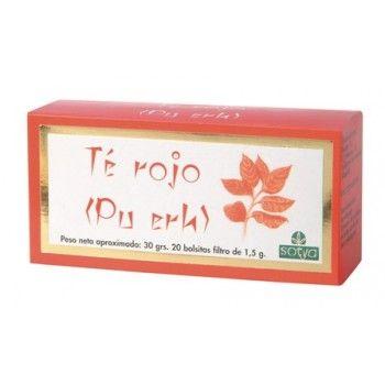 Sotya Te Rojo (Pu erh) 20 bolsitas