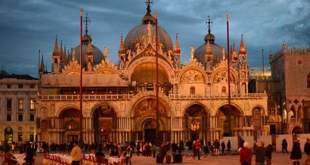 Basilique Saint Marc – L'église d'or | Italie-decouverte