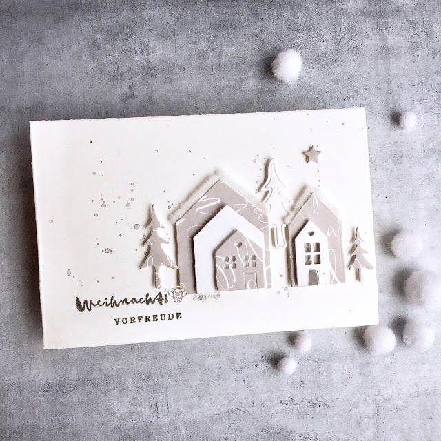 Noël Métal Découpe Décoration Moule Scrapbooking Papier Carte Craft À faire soi-même