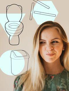 Schuhschrank, Mülleimer, WC & Co: So wirst du unangenehme Gerüche los