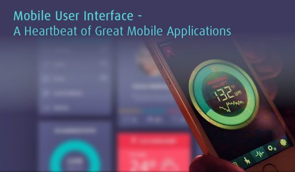Everyone needs to make a unique mobile app that looks amazing, works with lightning speed, and draws in your user, for a long time.  Having said that the ultimate question is, what makes one mobile app interface superior to the rest in the market?