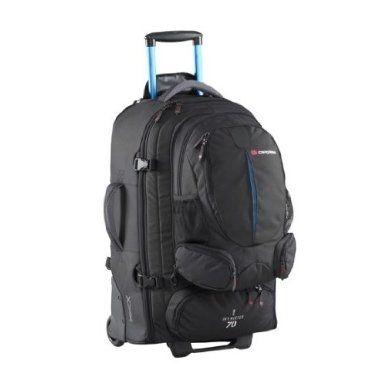 Reiserucksack 70L - Caribee Sky Master 70L - Travel Pack Kombination - mit Rollen und abnehmbaren Tagesrucksack, Farbe: Schwarz: Amazon.de: ...