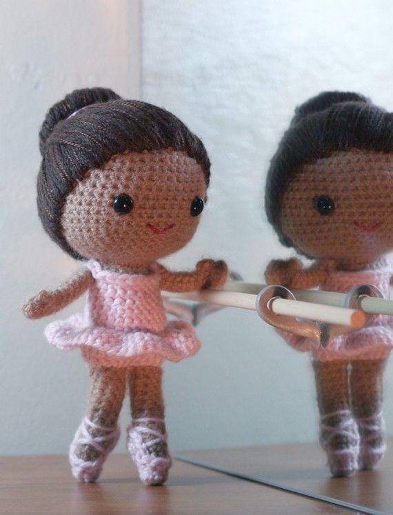 Amigurumi: Bonecos de crochê