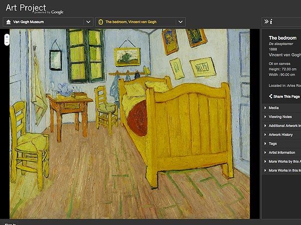 Projeto de arte do Google terá dois museus brasileiros