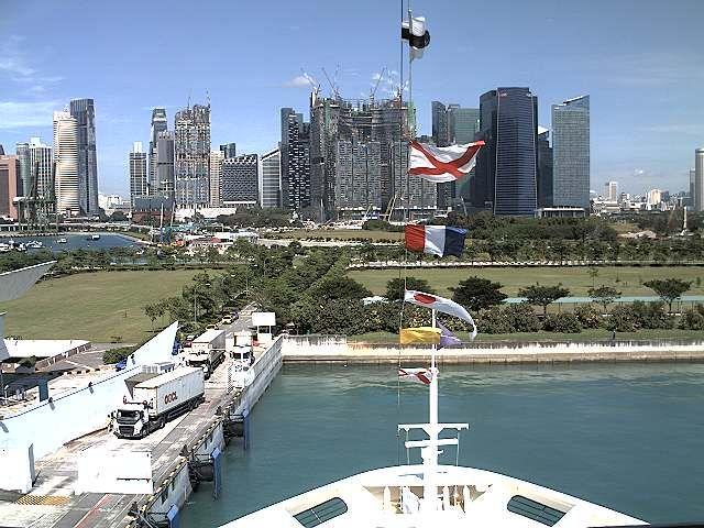 Mein Schiff 1 -  Singapur 21.12.2016, 11:31 Uhr
