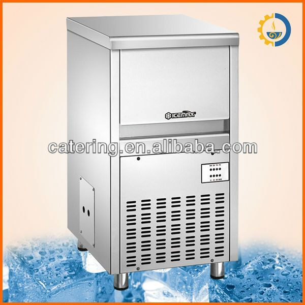 Stainless Steel Commercial Cube Ice Maker $280~$450