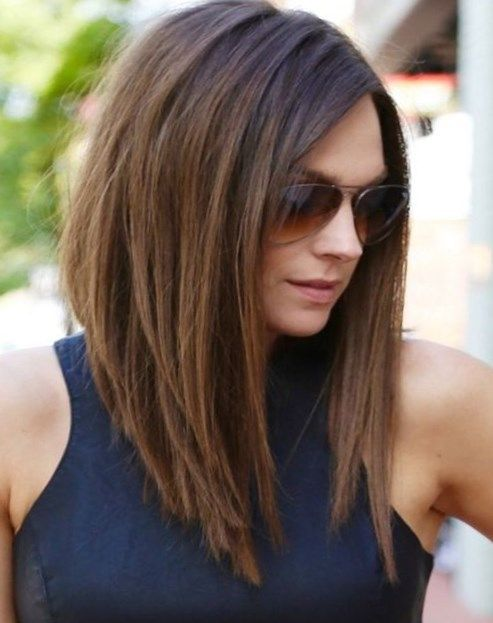 style cuts for medium length hair best 25 haircuts ideas only on chin 8835