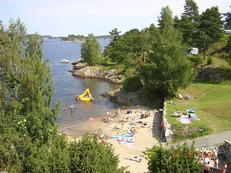 Camping på Sørlandet/Risør
