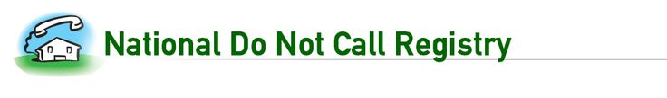 Allows you to permanently restrict telemarketing calls by registering your phone number at donotcall.gov or by calling 1-888-382-1222. If you receive telemarketing calls after your number has been in the national registry for three months, you can file a complaint using the same web page and toll-free number.