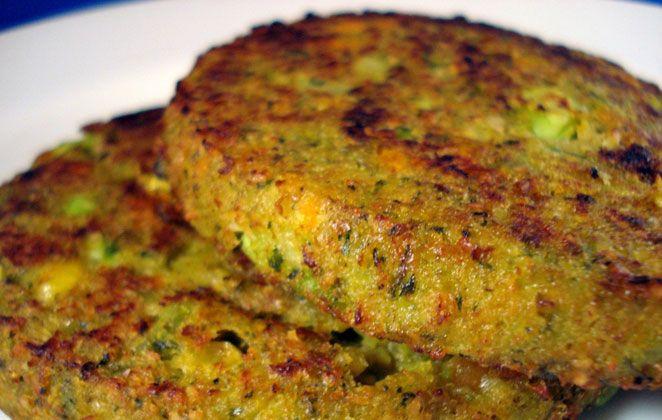 Ξεχάστε το κρέας: Φτιάξτε χορτομπιφτέκια με πουρέ πατάτας