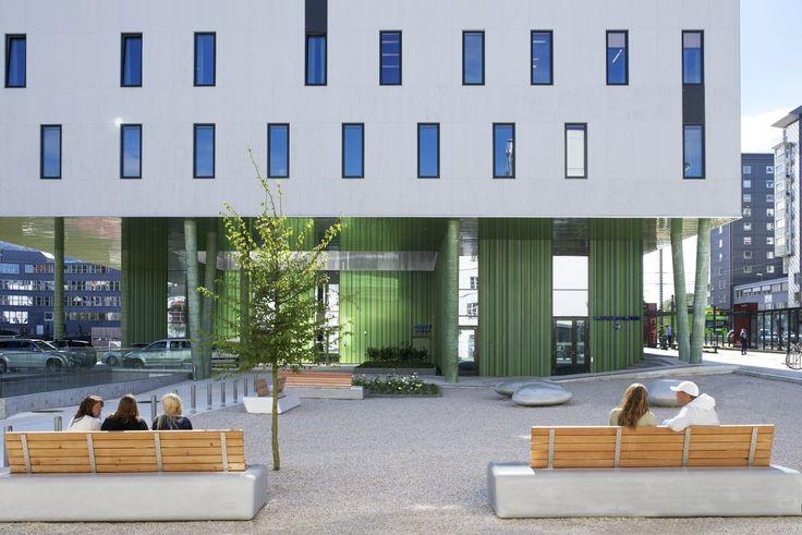 Galeria de Hospital Psiquiátrico Kronstad / Origo Arkitektgruppe - 18