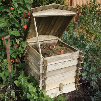 Beehive 116 cu ft Stationary Composter * Click on the image for additional details.