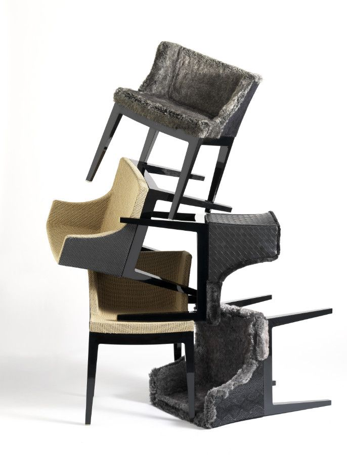 Mademoiselle by Philippe Starck + Lenny Kravitz | #Wild and #glam!