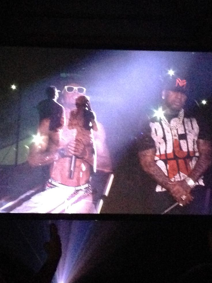 Lil Wayne concert in dk - just awesome