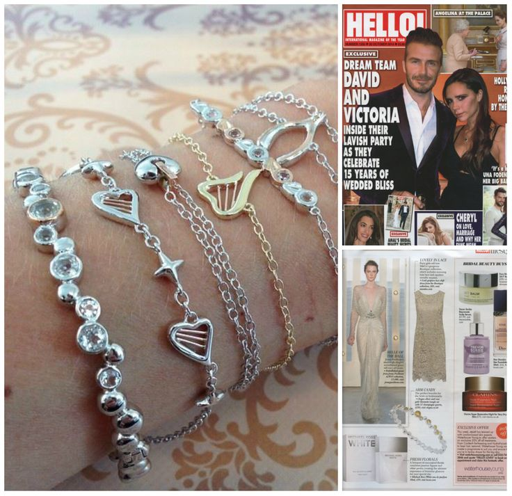 Clogau Celebration bangle in Hello! Loves section