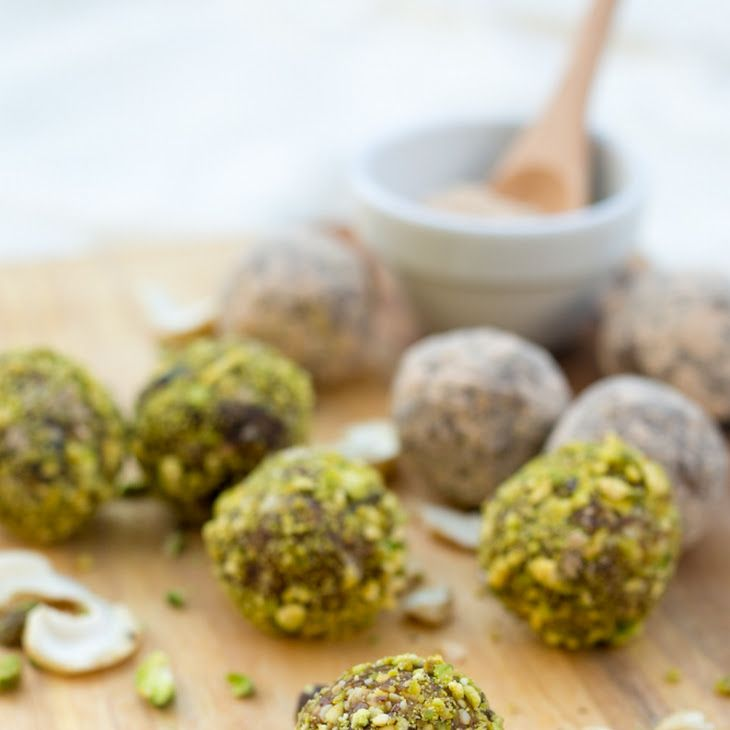 ... about NUTS/SEEDS on Pinterest | Dates, Raw Brownies and Bliss Balls