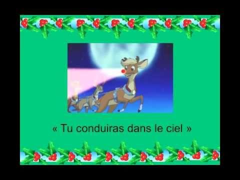 ▶ Rodolphe le renne au nez rouge - YouTube