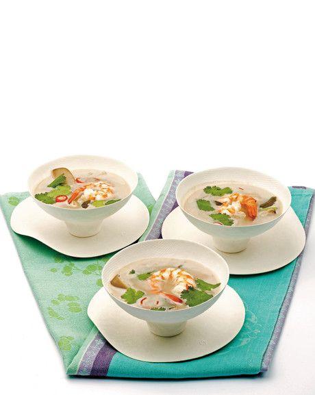 #Zuppa di #gamberi con latte di #cocco #thailandia #thai #cooking #food #ricetta