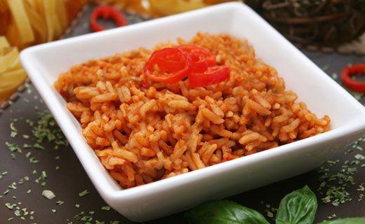Side: Jambalaya Rice (80 calories/serving)