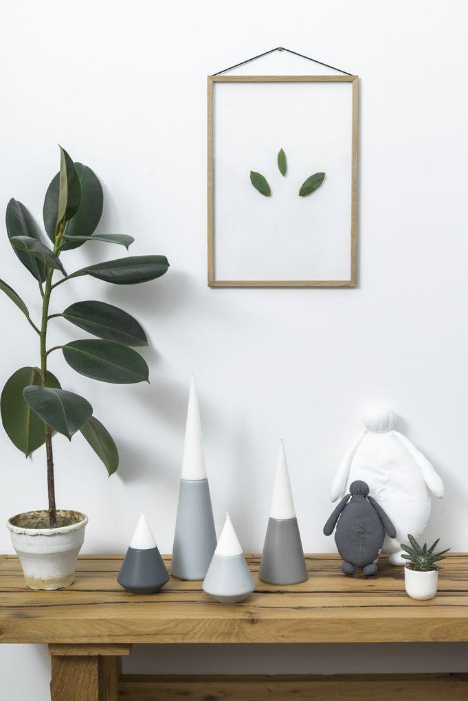 Volcano candleholders Design: Anca Fetcu 2016 catalogue Photo: Sebastian Oros Styling: Nooc Studio