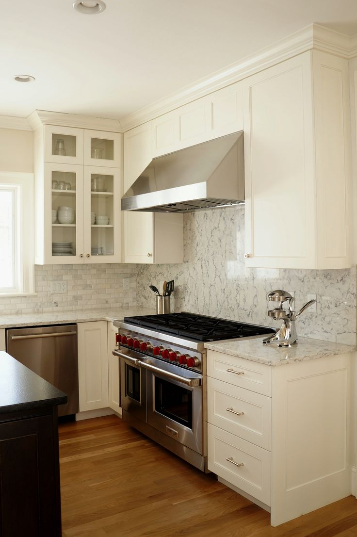 Bon Full Overlay Style Cabinetry With Double Upper Glass Doors. Handcrafted By Taylor  Made Cabinets,