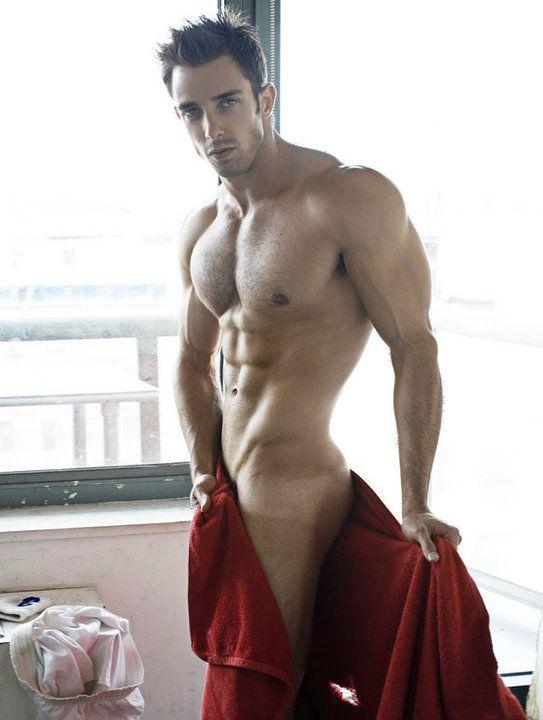 Naked Man Tease Sexy