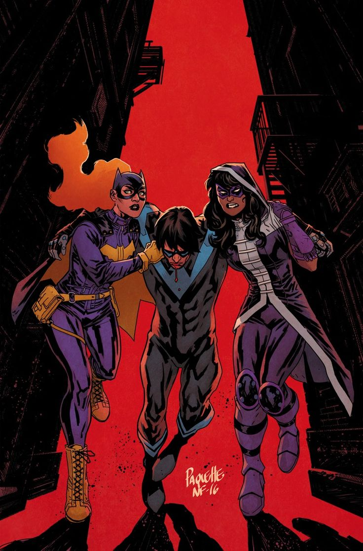 BATGIRL AND THE BIRDS OF PREY #8 Written by JULIE BENSON and SHAWNA BENSON Art by ROGE ANTONIO Cover by YANICK PAQUETTE Variant cover by KAMOME SHIRAHAMA