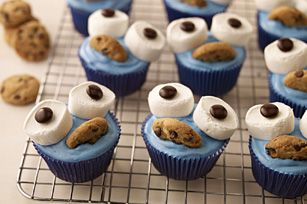 Give-Me-Cookies Cupcakes Recipe - Kraft Recipes